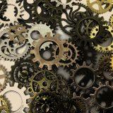 Abstract Art Circle 414579