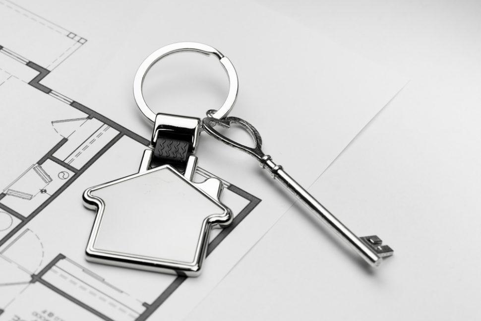 COVID property market