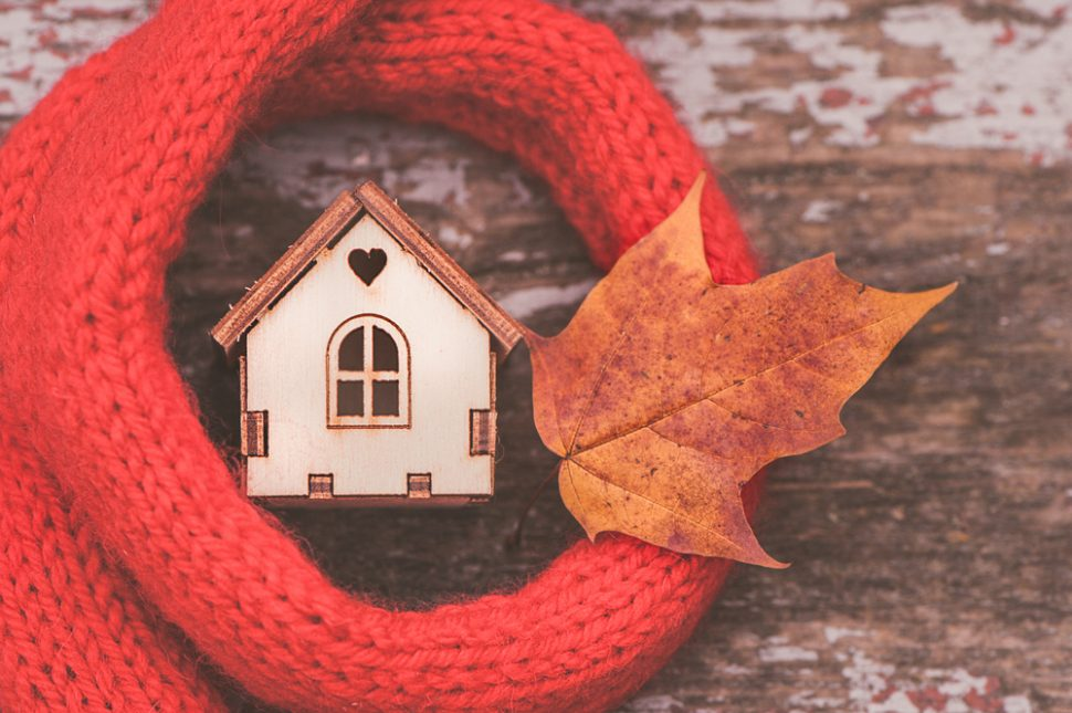 Selling a property in autumn