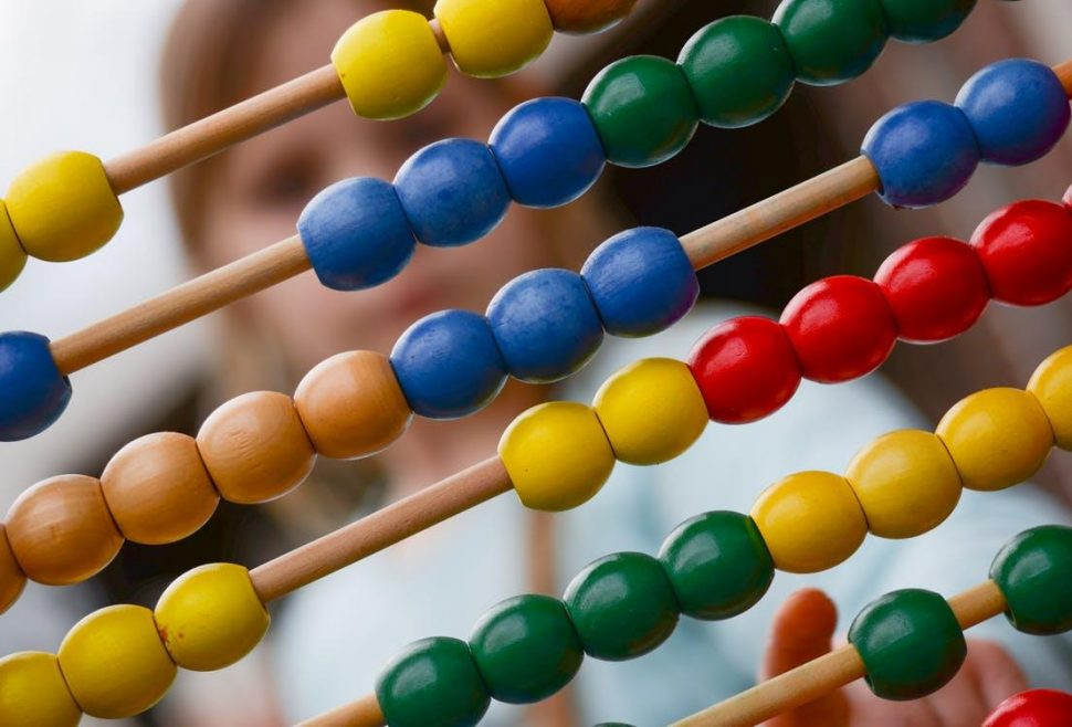 Abacus Mathematics Addition Subtraction