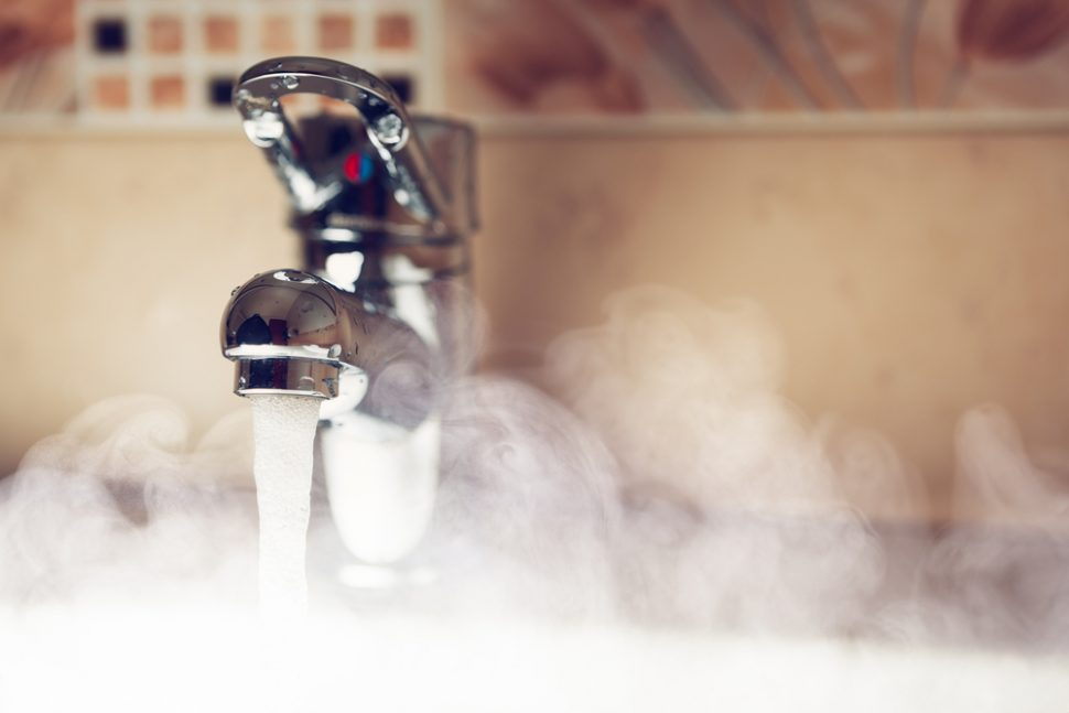 Shutterstock Hot Water System