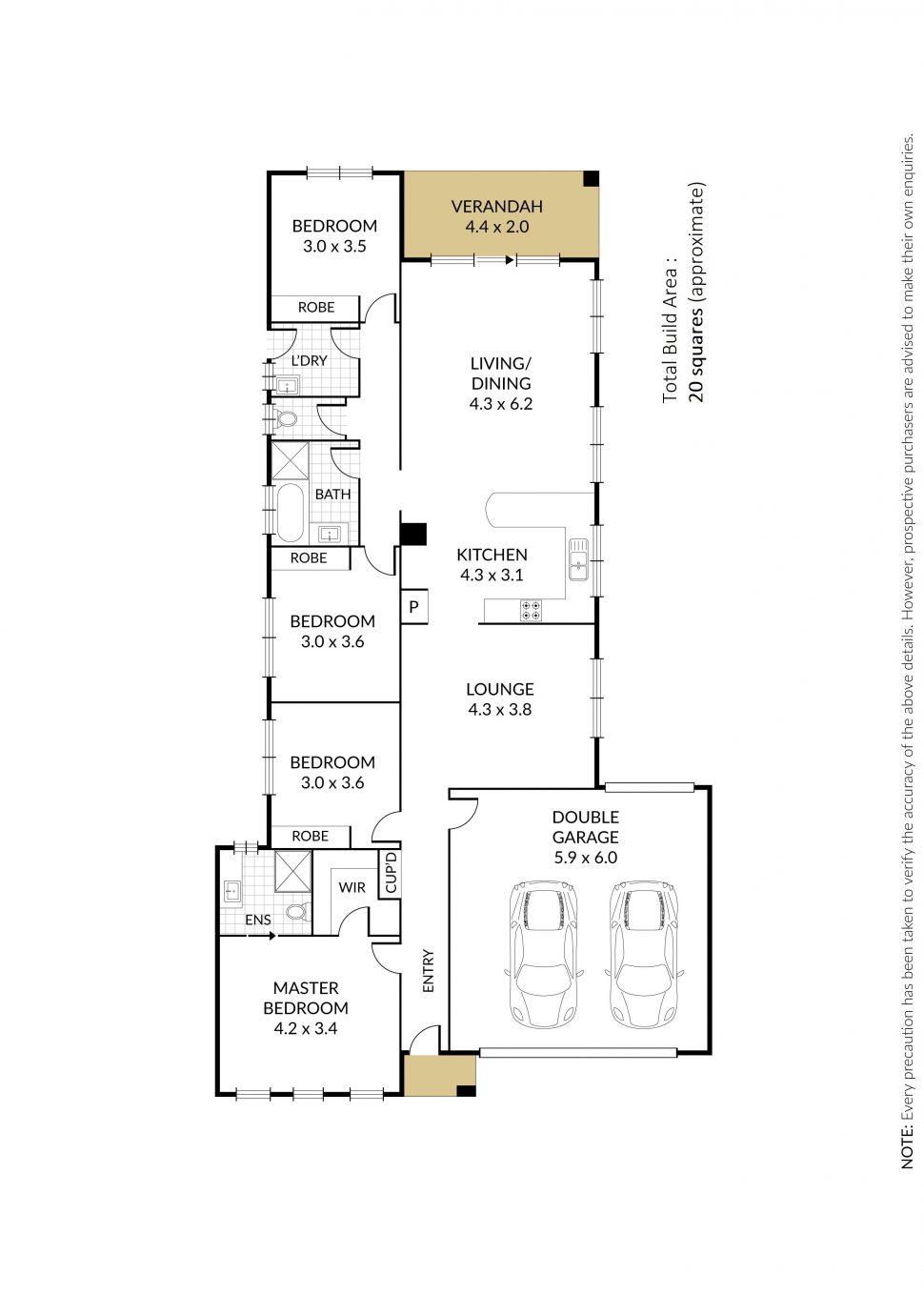 15853719 1606177137 2327 21 Sherrington Grange Derrimut Floor Plan