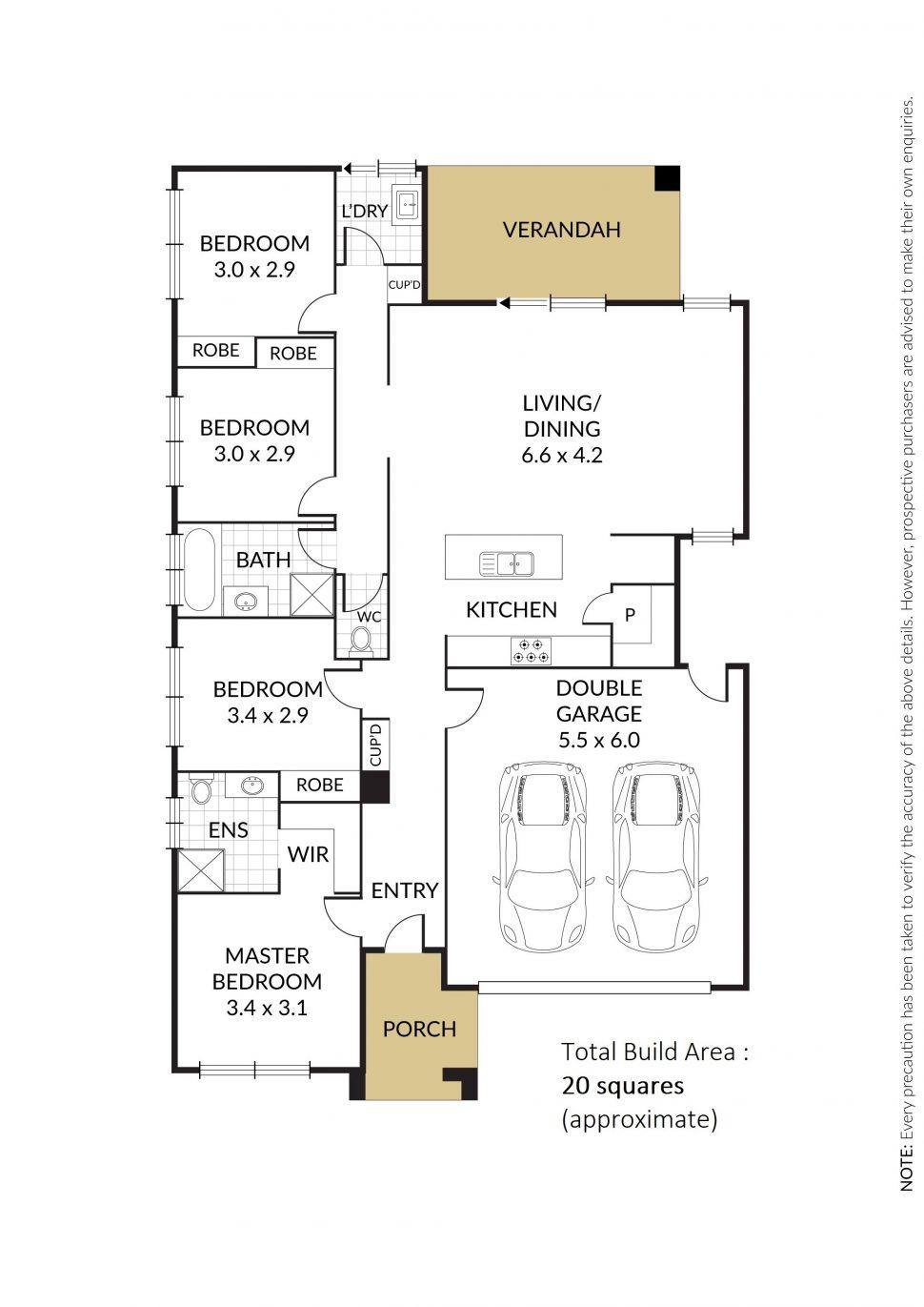 33804391 1624925693 30993 13 Orientation Ave Tarneit Floor Plan